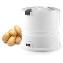 Aardappelschilmachine