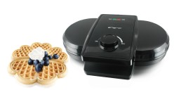 Waffle Maker Double