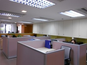 HK office open office