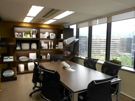 HK office showroom